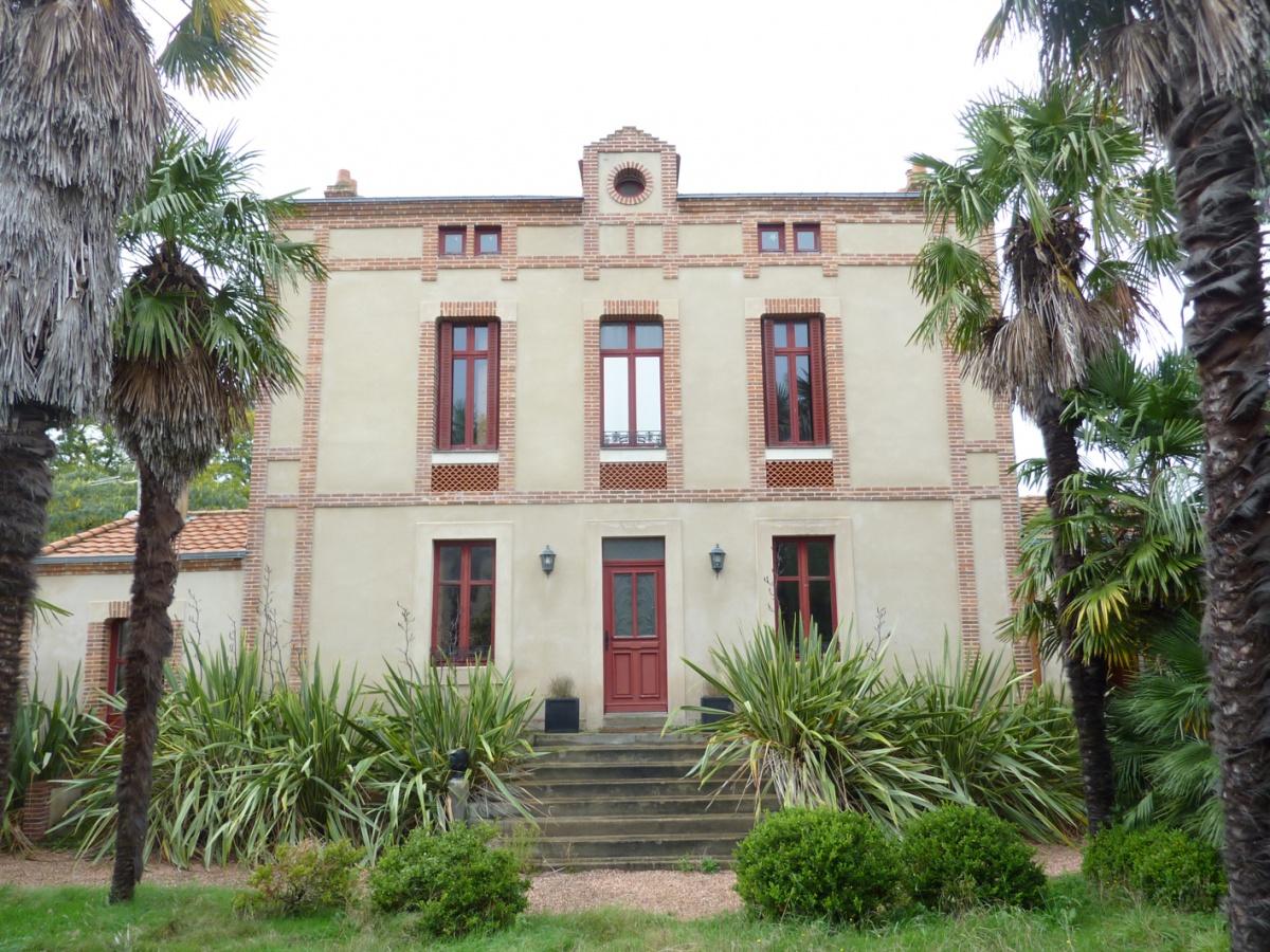 Rénovation d'une maison inscrite au patrimoine : P1090860