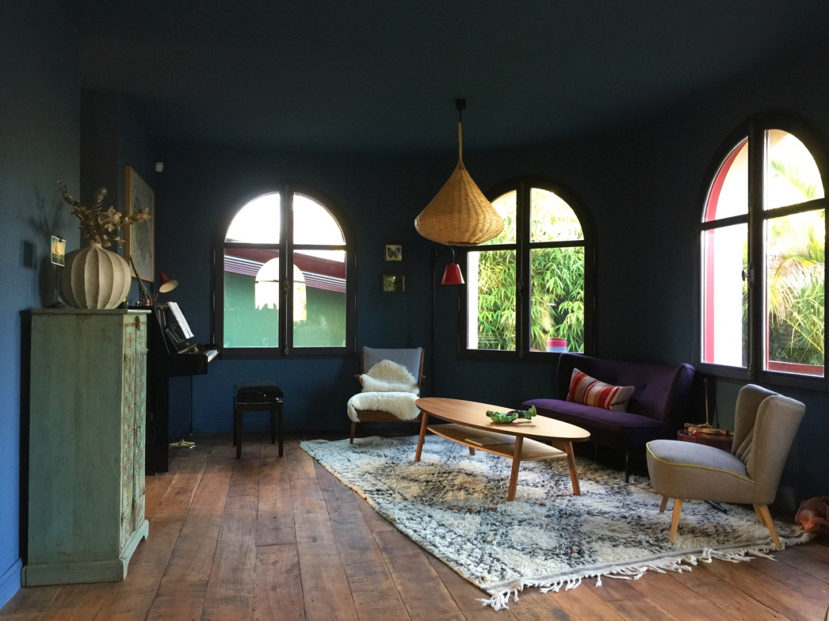 Rénovation d'une maison inscrite au patrimoine : EMERY-CIE-Trentemoult-24