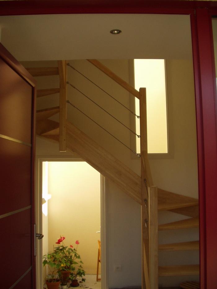 Sirena : Cage d'escalier