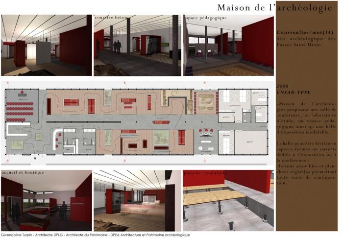 Maison de l'archéologie : ref03