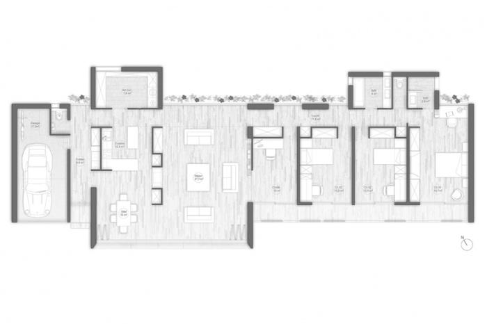Q House : logement16_04