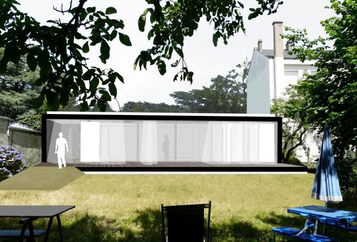 Un projet réalisé par Rdb architectes