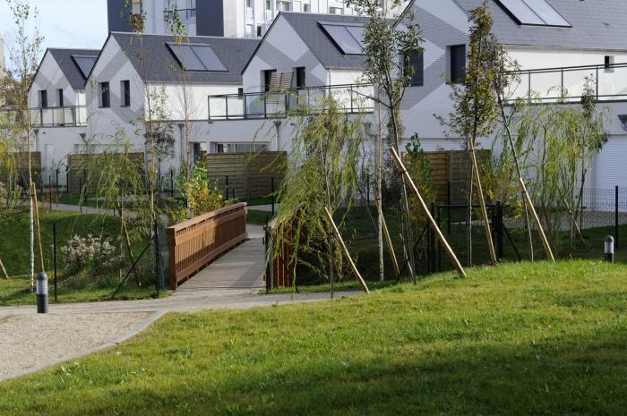 30 logements blois blois une r alisation de agence a roubaud architecte. Black Bedroom Furniture Sets. Home Design Ideas