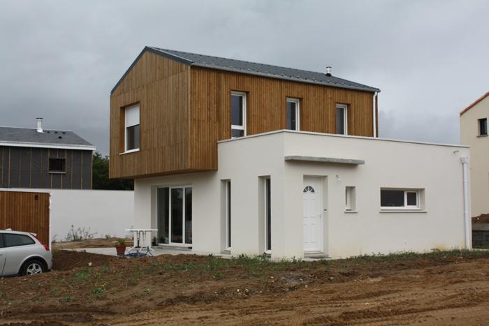Projet  d'une maison d'habitation  BBC à ST Marc sur mer 44 : photo 010