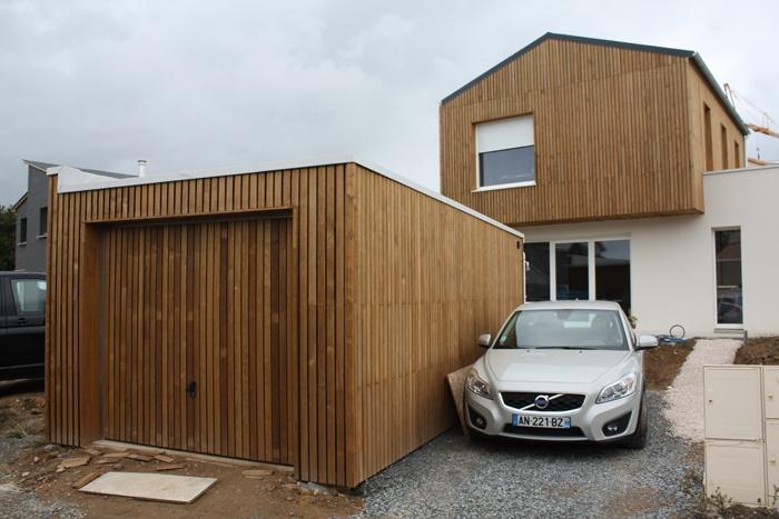 Projet  d'une maison d'habitation  BBC à ST Marc sur mer 44 : photo 013