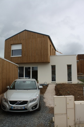 Projet  d'une maison d'habitation  BBC à ST Marc sur mer 44 : photo 015