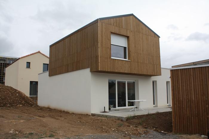 Projet  d'une maison d'habitation  BBC à ST Marc sur mer 44 : photo 017