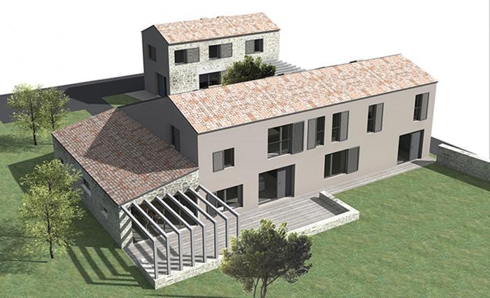 Rénovation d'un ancien corps de ferme : image_projet_mini_76600