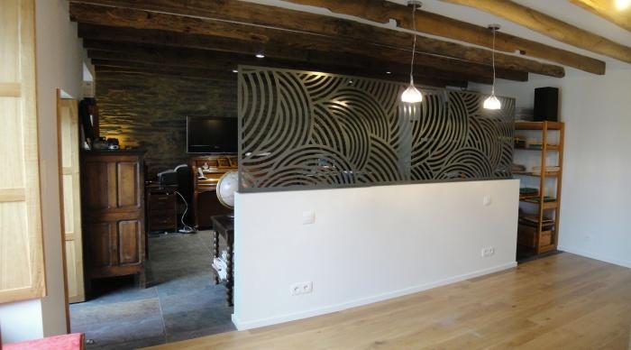 Aménagement intérieur - Projet P+P : 4- decoration intérieure lise roturier architecte rennes dplg laval maitre d\'oeuvre vitré 53 35 architecte 2.2vues
