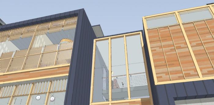 City House : City house B