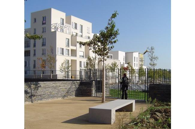 Logements à Angers Villapollonia : Logements à Angers Bâtiment sur Mail