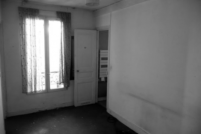 Renovation d'appartement : appt avant