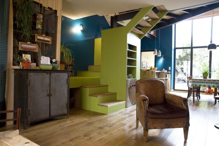 Rénovation d'une maison de ville à Clisson