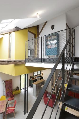 Aménagement d'un loft : Rue-Allonville-21