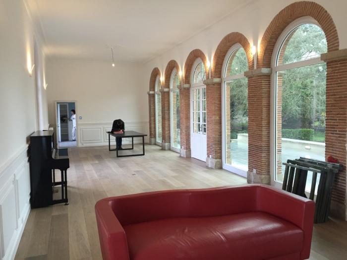 Renovation d'une demeure classée au patrimoine