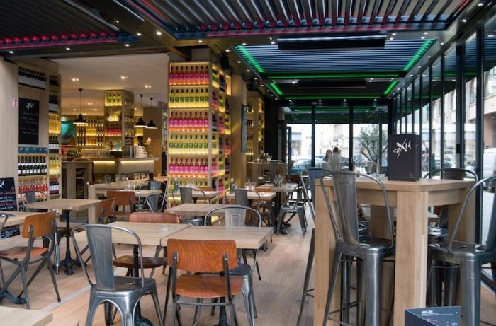Fuxia Lyon - Angers - Restaurants