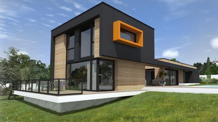 Construction d'une maison à Clisson